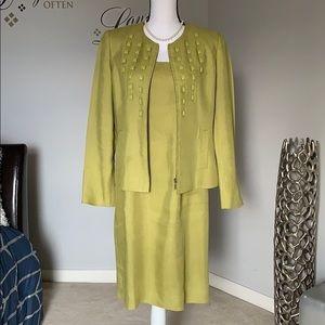 2 Piece Dress/Jacket